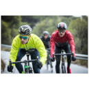 Santini Skin Windbreaker Jacket - Yellow
