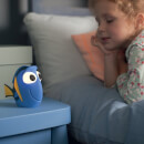 Philips Disney Finding Dory Children's Guided LED Night Light and Softpal - Blue