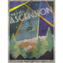 The X-Files Ascension Fine Art Print by Acme Archive Artist J.J. Lendl UK Exclusive (Limited to 100 Units On Zavvi)