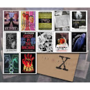 The X-Files Season One Set of 12 Lithograph Prints by Acme Archive Artist J.J. Lendl - Zavvi UK Exclusive (Limited Edition Of 100)