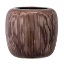 Bloomingville Marble Flowerpot - Brown