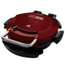 George Foreman 24640 Entertaining Pizza Grill