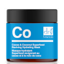 Dr Botanicals Apothecary Cocoa and Coconut Superfood Reviving Hydrating Mask 50 ml