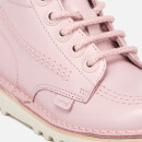 Kickers Kids' Kick Hi Boots - Chalk Pink