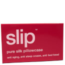 Slip Silk Pillowcase - Queen - Red