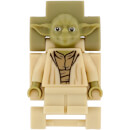 LEGO Star Wars Yoda Minifigure Link Watch