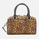 Vivienne Westwood Women's Leopard Tote Bag - Yellow Leopard