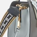 fb9b53994400a Marc Jacobs Women s Little Big Shot Tote Bag - Graphite Multi - Free ...