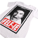 Elf Men's Christmas #ELF-IE T-Shirt - White