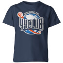 How Ridiculous Kids' 44 Club Basketball T-Shirt - Navy
