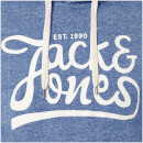 Jack & Jones Originals Men's Panther Hoody - Nautical Blue