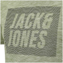 T-Shirt Homme Core Toby Jack & Jones - Vert