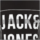 Jack & Jones Core Men's Line T-Shirt - Black Scotdic