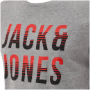 Jack & Jones Core Men's Regent T-Shirt - Light Grey Marl