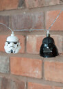 Star Wars Darthvader and Stormtrooper String Lights