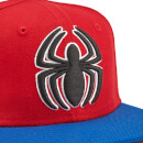 New Era 9Fifty Spiderman Red Royal Youth Snapback