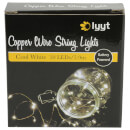 Lyyt 50 LED Copper Wire - Cool White