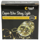 Lyyt 100 LED Copper Wire - Warm White