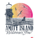 Jaws Amity Welcomes You Limited Edition Art Print