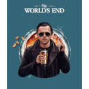 World's End There Is Only One Gary King Limited Edition Art Print