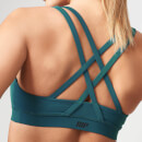 Control Sports Bra - XL - Marble Green