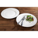 Alessi La Bella Dinner Plates - White (Set of 2)