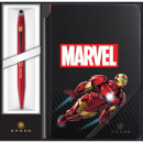 Carnet et Stylo Marvel Cross - Iron Man