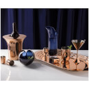 Tom Dixon Plum Tray - Copper Plated