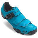 Giro Privateer R MTB Cycling Shoes - Blue Jewel