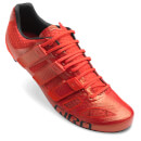 Giro Prolight Techlace Road Cycling Shoes - Bright Red
