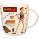 At Your Leisure Sportsman Mug