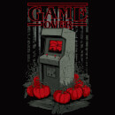 "Limited Edition ""Game Over"" T-Shirt Black"