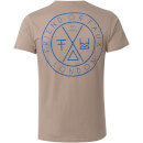 T-Shirt Homme Tremer Friend or Faux - Taupe