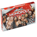 Monopoly Board Game - WWE Edition
