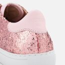 Axel Arigato Women's Clean 90 Glitter Trainers - Pink