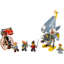 The LEGO Ninjago Movie: Piranha-Angriff (70629)