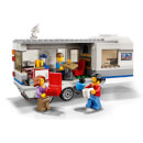LEGO City Great Vehicles : Le pick-up et sa caravane (60182)