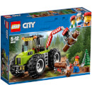 LEGO City Great Vehicles : Le tracteur forestier (60181)