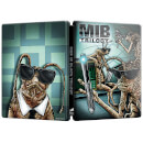 Men In Black Trilogy: 4k Ultra HD (Includes 2D version) - Zavvi Exclusive Limited Edition Steelbook