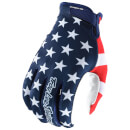 Troy Lee Designs Air Americana Gloves - Navy/Red
