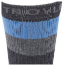 Troy Lee Designs Corsa Crew Socks - Charcoal