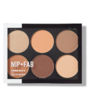 NIP+FAB Make Up Contour Palette - Medium