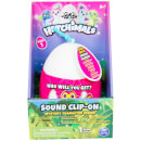 Hatchimals Medium Plush Clip in Egg Platform Box