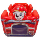 Paw Patrol Marshall Vehicle Inflatable Ball Pit with 20 Balls