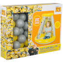 Despicable Me 3 Round Ball Pit with 20 Balls
