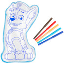 Paw Patrol Chase Colour Your Own Cushion Craft Set