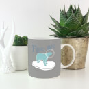Polar Bear Float On Mug