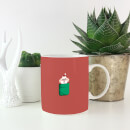 Christmas Santa Pocket Mug
