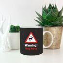 Warning Stag Party Mug