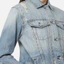 bf1ba1a4df Rails Women s Knox Studded Denim Shirt Jacket with Studs - Medium Vintage